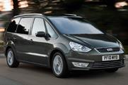 Ford Galaxy: to be promoted at stately home cincema screenings