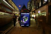 Samsung reviews advertising
