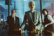 Three: hires Wieden + Kennedy