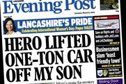 The Lancashire Evening Post: Johnston Press title
