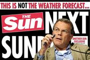 Martin Sorrell believes 'readers and advertisers will welcome' The Sun on Sunday