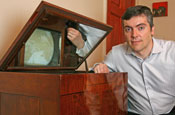Marconiphone: model from 1936 wins UK's  oldest TV competition