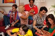 Recent Pizza Hut campaign