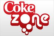 Coca-Cola: relaunches Coke Zone loyalty scheme