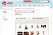 Sport Relief: seeking publicity