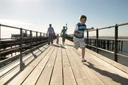 Southend-on-Sea Pier: VisitBritain readies British holidays push