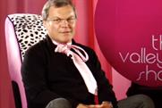 WPP's Sorrell gets in touch with his softer side