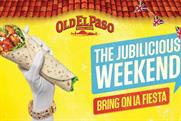 Old El Paso: runs Jubilee-themed campaign