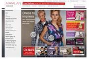 Matalan: reviewing ad account