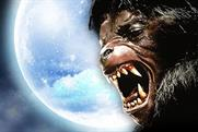 An American Werewolf in London: LoveFilm teamed up with See Film Differently to screen the classic at London Zoo
