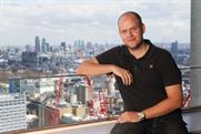 Daniel Ek, founder and chief executive, Spotify, at London's Paramount club