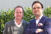 Stephens (l) and Whitson: VCCP me is partnering with the Chime data consultancy Tree