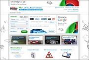 Google: demotes its Chrome browser browser in web-search rankings
