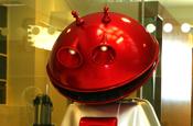 Smash Martian ... stars in Comic Relief spot
