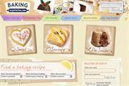 Premnier Foods: unveils baking website