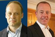 Left: Toby Bray, right: Ben Greenish