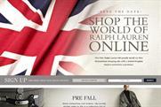 Ralph Lauren online: e-commerce site debuts in the UK