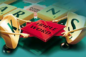 Scrabble: launches single player version on King