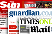 Newspaper websites: Guardian retakes the top spot