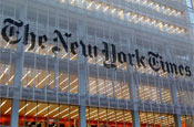 New York Times: reports a surprise rise in income