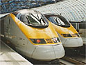 Eurostar: online drive through Proximity