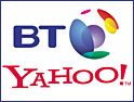 BT Yahoo!: broadband push