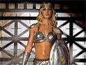 Pepsi: Britney starred in 'gladiator' ad