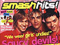 Smash Hits: hard hit by lack of pop stars