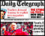 Telegraph: not to be unbundled in sell-off