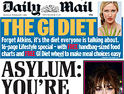 Daily Mail: RSS feed now available