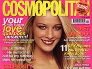 Cosmo: challenge from Glamour