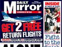 Daily Mirror: ending price war