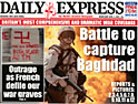 Daily Express: battling with the Daily Mail