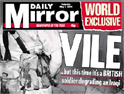 Daily Mirror: hit by fake pictures scandal