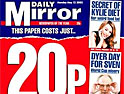 Daily Mirror: price cut