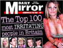 Daily Mirror: price cut failure