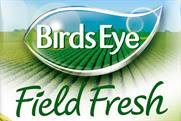 Birds Eye: launches Field Fresh push
