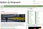Berliner Morgenpost: Axel Springer title