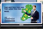 Bud ice cold index: wins Bronze for DDB London
