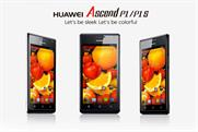 Huawei picks BBH