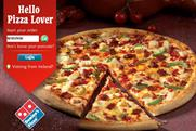 Domino's Pizza: iPad app helps boost sales