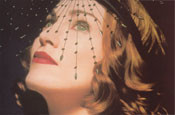Madonna: face of Max Factor