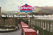 Warburtons: dropped 100% British wheat plans after research