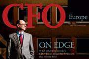 CFO Europe: May issue is tthe title's last