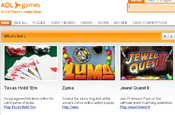 AOL: launches dedicated games channel
