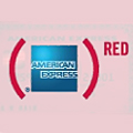 American Express: Red has helped improve image