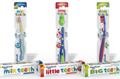 Aquafresh: backs new packaging with TV campaign
