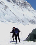 Army on Everest: can be followed online