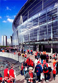 Emirates Stadium: Israel tourism deal with Arsenal