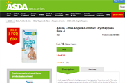 Win for P&G's Pampers as watchdog rules that Asda nappy claims are full of it